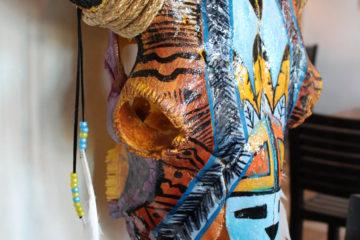 Colorado Bison Art